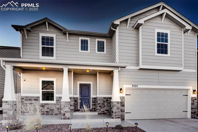 7227 Thorn Brush Way, Colorado Springs, CO 80923 (#3587814) :: Jason Daniels & Associates at RE/MAX Millennium