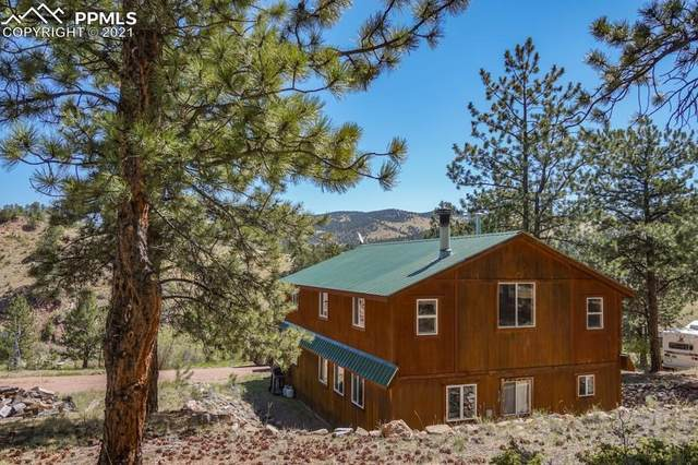 6511 Highway 9 Highway, Guffey, CO 80820 (#3600173) :: The Cutting Edge, Realtors