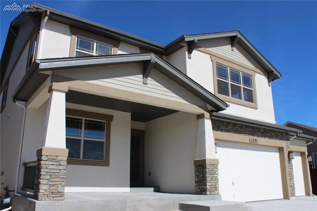 11081 Echo Canyon Drive, Colorado Springs, CO 80908 (#3606663) :: RE/MAX Advantage