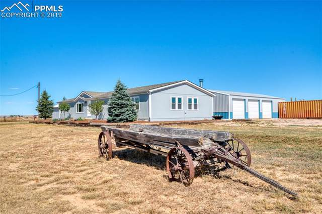 31070 Antioch Road, Yoder, CO 80864 (#3607248) :: The Peak Properties Group