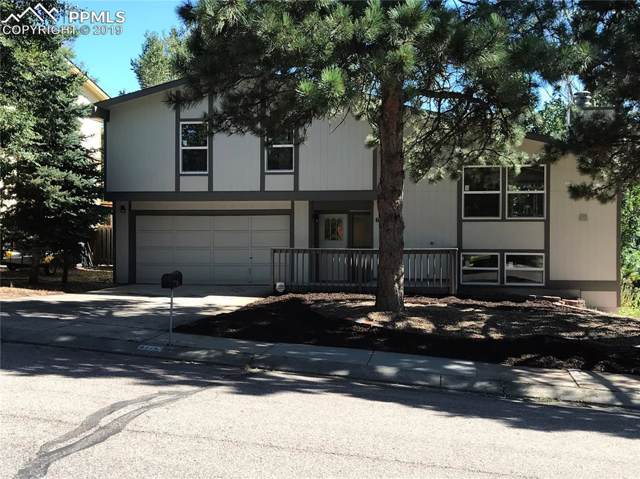 6215 Eagles Nest Drive, Colorado Springs, CO 80918 (#3608259) :: CC Signature Group