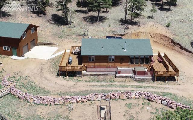 96 Apache Circle, Florissant, CO 80816 (#3609813) :: The Peak Properties Group
