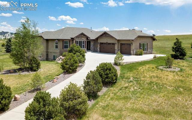 20097 Royal Troon Drive, Monument, CO 80132 (#3636914) :: Action Team Realty