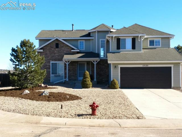 17135 Mountain Lake Drive, Monument, CO 80132 (#3647341) :: The Kibler Group