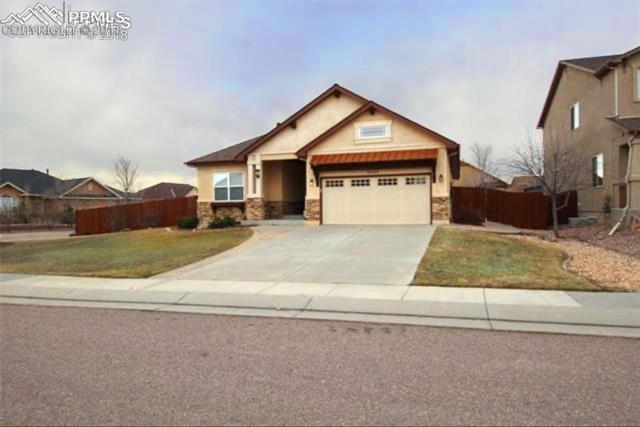 9896 Kings Canyon Drive, Peyton, CO 80831 (#3651511) :: The Hunstiger Team