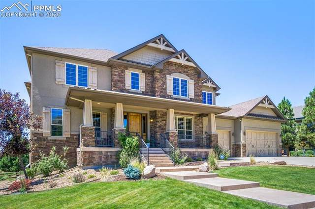 5409 Forest View Road, Parker, CO 80134 (#3651690) :: 8z Real Estate