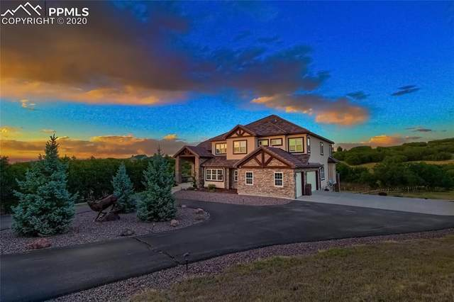 2205 Stevens Court, Castle Rock, CO 80109 (#3657585) :: The Daniels Team