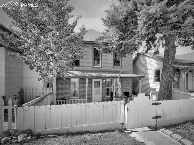 326 E Eaton Avenue, Cripple Creek, CO 80813 (#3661124) :: Jason Daniels & Associates at RE/MAX Millennium