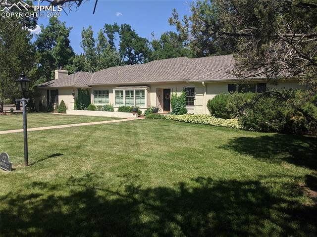 27 Briarwood Place, Colorado Springs, CO 80906 (#3683048) :: Action Team Realty