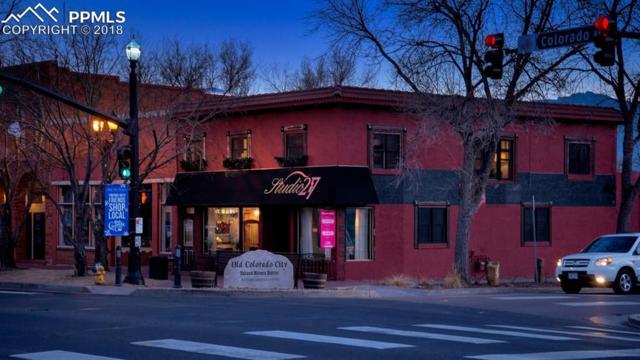2631 W Colorado Avenue, Colorado Springs, CO 80904 (#3688476) :: The Hunstiger Team