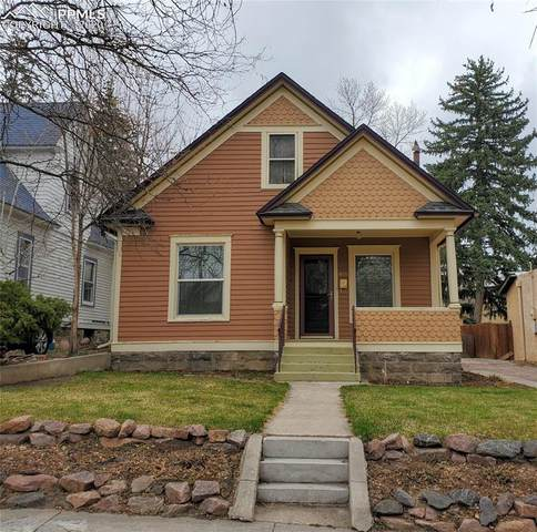 815 N Cedar Street, Colorado Springs, CO 80903 (#3701527) :: The Treasure Davis Team