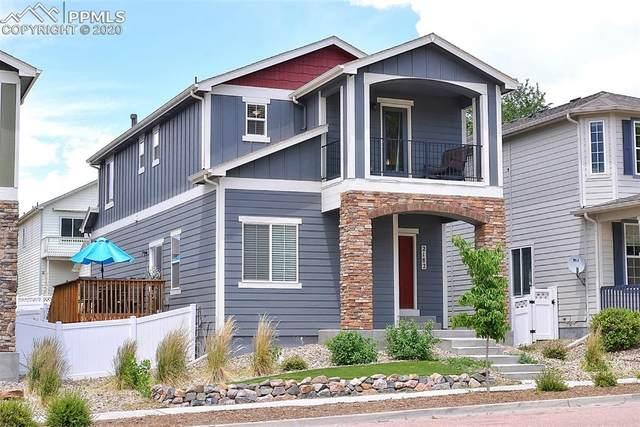 2182 St James Drive, Colorado Springs, CO 80910 (#3707229) :: Tommy Daly Home Team