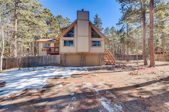 605 Red Feather Lane, Woodland Park, CO 80863 (#3728364) :: CC Signature Group