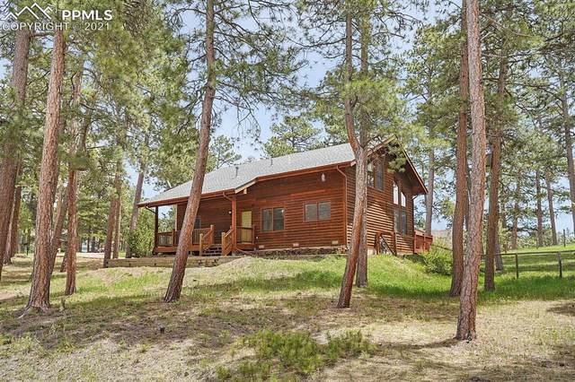 17645 Grama Ridge, Colorado Springs, CO 80908 (#3761673) :: The Harling Team @ HomeSmart