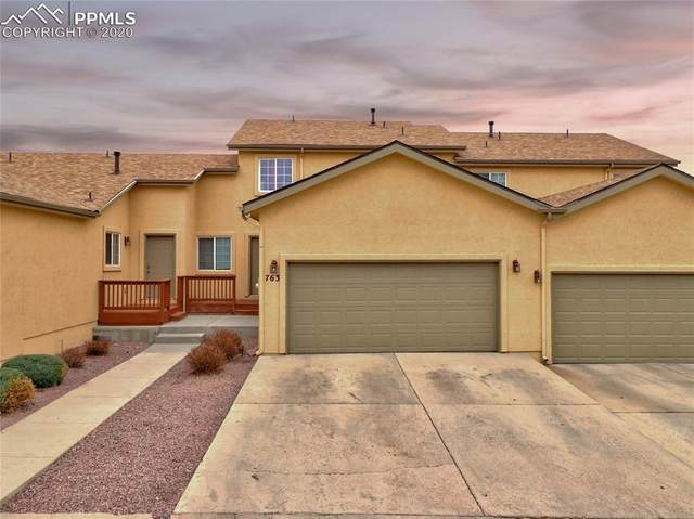763 Cima Vista Point #31, Colorado Springs, CO 80916 (#3764405) :: Tommy Daly Home Team