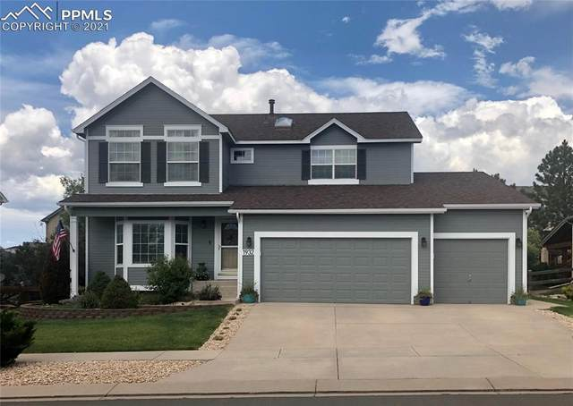1932 Fieldcrest Drive, Colorado Springs, CO 80921 (#3772556) :: 8z Real Estate