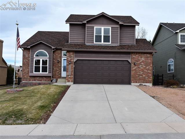 15570 Holbein Drive, Colorado Springs, CO 80921 (#3776340) :: The Treasure Davis Team