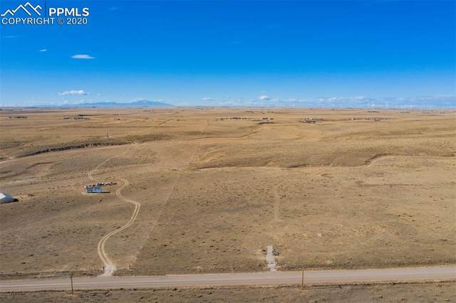 0 Oil Well Road, Calhan, CO 80808 (#3779819) :: The Treasure Davis Team