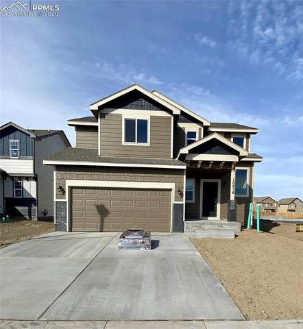 10056 Castor Drive, Colorado Springs, CO 80925 (#3795435) :: The Kibler Group