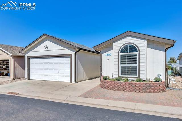 180 Stafford Court, Colorado Springs, CO 80904 (#3812048) :: The Treasure Davis Team