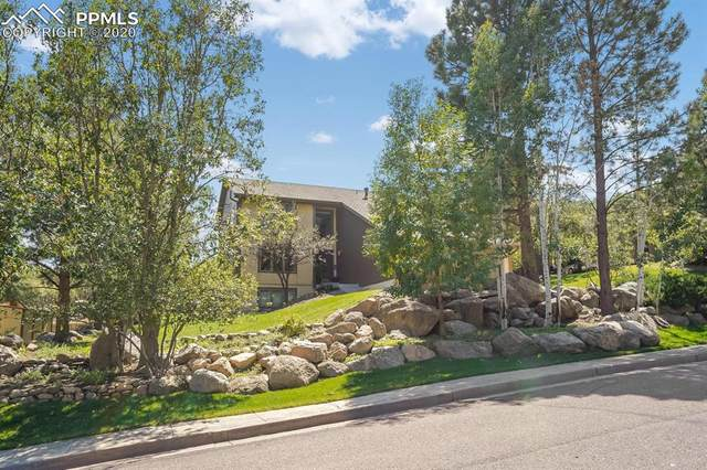 355 Brandywine Drive, Colorado Springs, CO 80906 (#3814872) :: The Treasure Davis Team