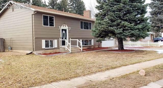 2911 Flintridge Way, Colorado Springs, CO 80918 (#3845659) :: The Kibler Group