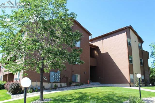 6735 Delmonico Drive #104, Colorado Springs, CO 80919 (#3861452) :: Finch & Gable Real Estate Co.