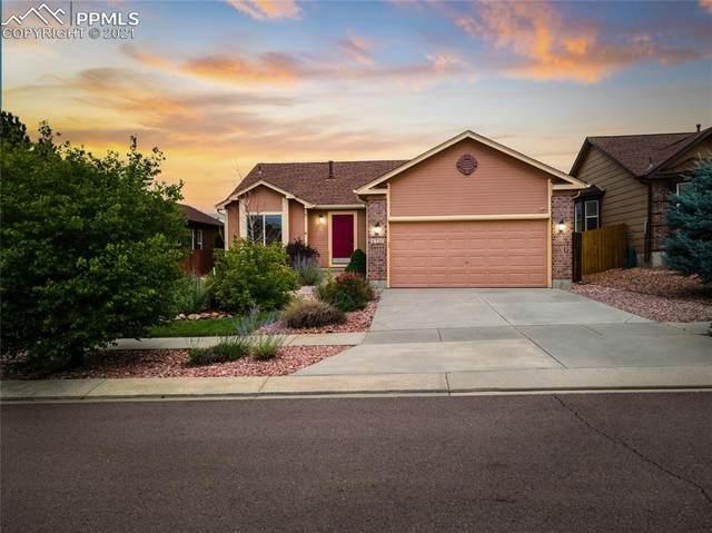 6320 Confederate Ridge Drive, Colorado Springs, CO 80923 (#3862766) :: Action Team Realty
