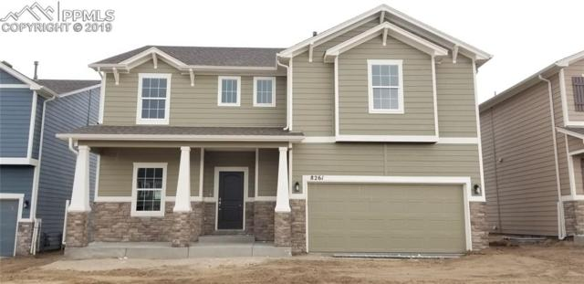 8261 Lodge Grass Way, Colorado Springs, CO 80908 (#3863664) :: The Treasure Davis Team