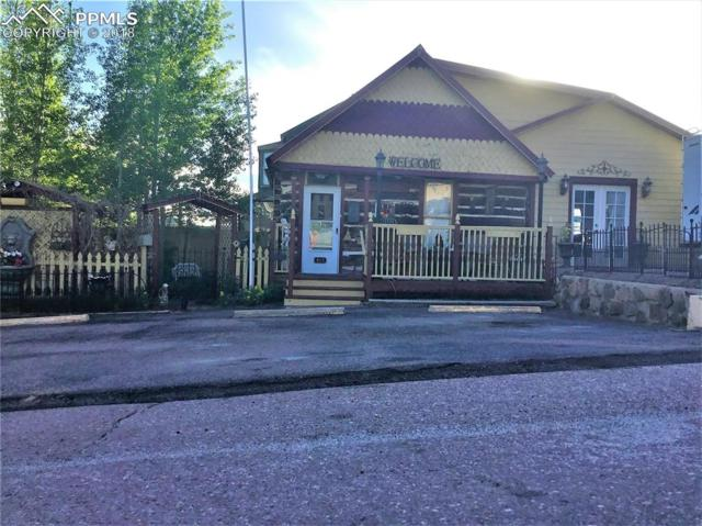 415 Main Street, Cripple Creek, CO 80813 (#3879608) :: Harling Real Estate
