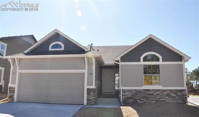 1495 Catnap Lane, Monument, CO 80132 (#3906547) :: Tommy Daly Home Team