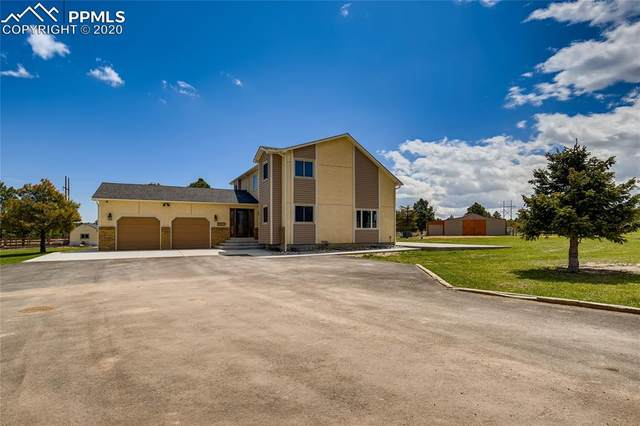 17815 Appaloosa Road, Monument, CO 80132 (#3917501) :: Action Team Realty