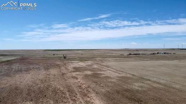 0001 County Road 153, Matheson, CO 80830 (#3921330) :: 8z Real Estate