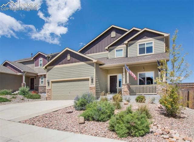 7374 Araia Drive, Fountain, CO 80817 (#3926361) :: Jason Daniels & Associates at RE/MAX Millennium