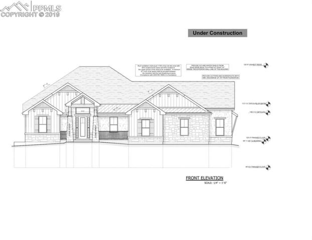 1426 Shady Glen Lane, Monument, CO 80132 (#3930570) :: Action Team Realty