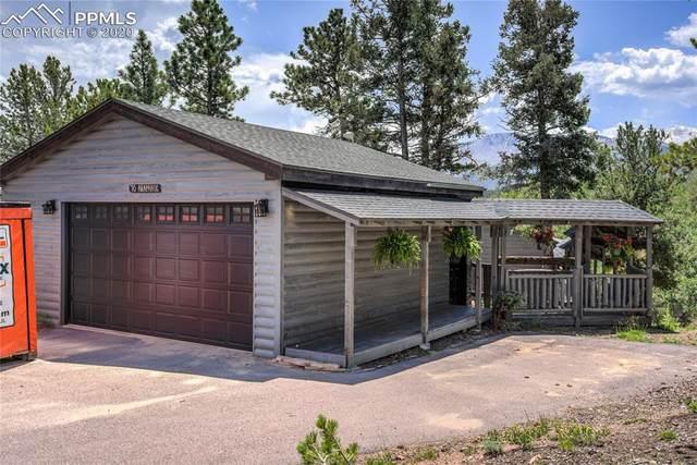 70 Arapahoe Street, Woodland Park, CO 80863 (#3931299) :: Colorado Home Finder Realty