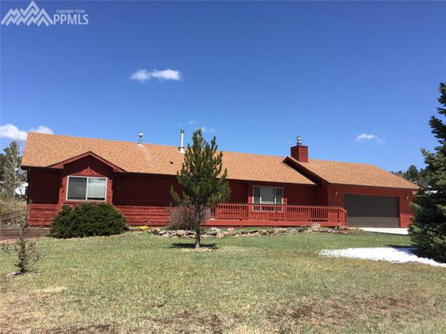 1900 Valley View Drive, Woodland Park, CO 80863 (#3934325) :: 8z Real Estate