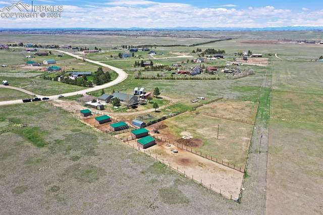 7429 Shenandoah Drive, Elizabeth, CO 80107 (#3937424) :: Fisk Team, RE/MAX Properties, Inc.