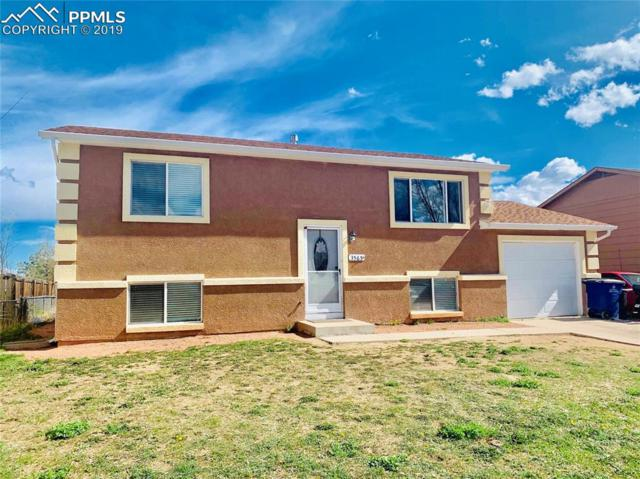3565 Cricklewood Lane, Colorado Springs, CO 80910 (#3939501) :: The Dixon Group