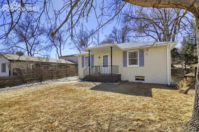 1610 Dorchester Drive, Colorado Springs, CO 80905 (#3940284) :: Jason Daniels & Associates at RE/MAX Millennium