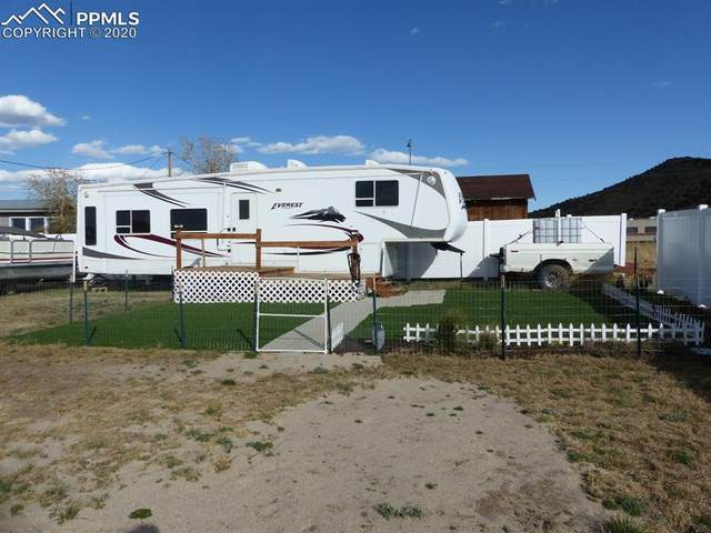 74 James Avenue, Westcliffe, CO 81252 (#3943696) :: Tommy Daly Home Team