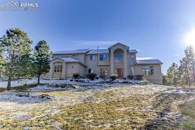 19525 Box Oak Way, Colorado Springs, CO 80908 (#3946473) :: The Kibler Group