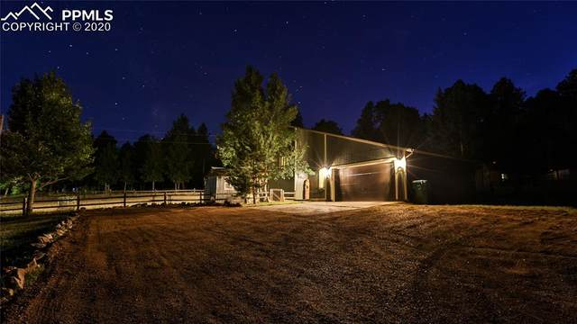 1011 W South Avenue, Woodland Park, CO 80863 (#3947769) :: Tommy Daly Home Team
