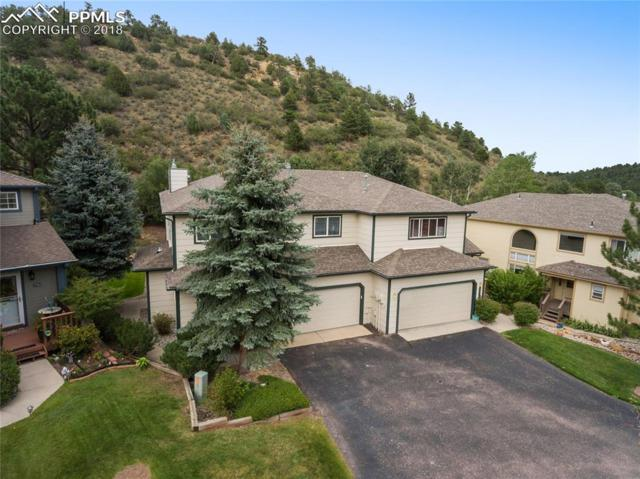 2265 Palm Drive C, Colorado Springs, CO 80918 (#3959198) :: Jason Daniels & Associates at RE/MAX Millennium