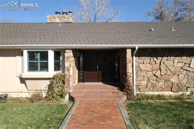 1217 W High Point Lane, Colorado Springs, CO 80904 (#3972933) :: The Peak Properties Group