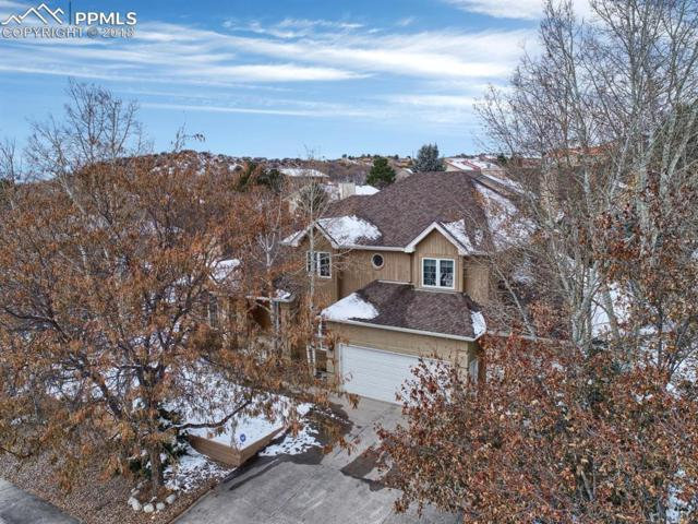 3970 Saddle Rock Road, Colorado Springs, CO 80918 (#3989467) :: Harling Real Estate