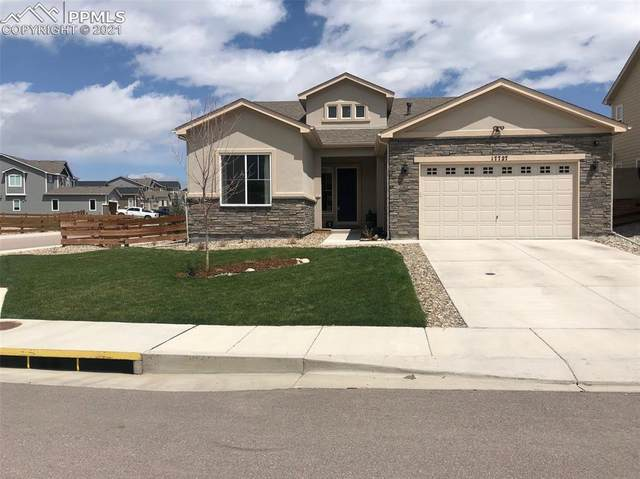 17727 Lake Side Drive, Monument, CO 80132 (#3993131) :: Action Team Realty