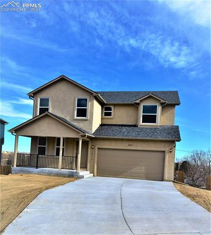 2715 Brookline Court, Colorado Springs, CO 80906 (#3995687) :: The Dixon Group