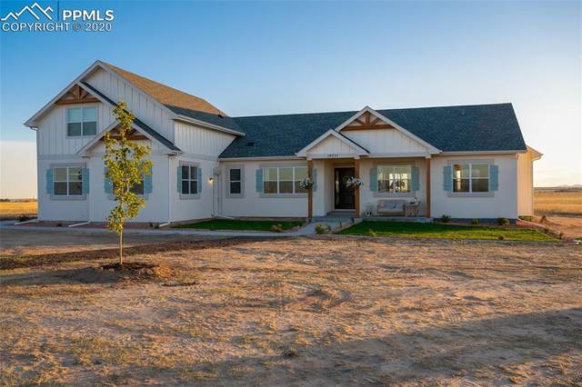19751 Good Life View, Calhan, CO 80808 (#4016973) :: HomeSmart