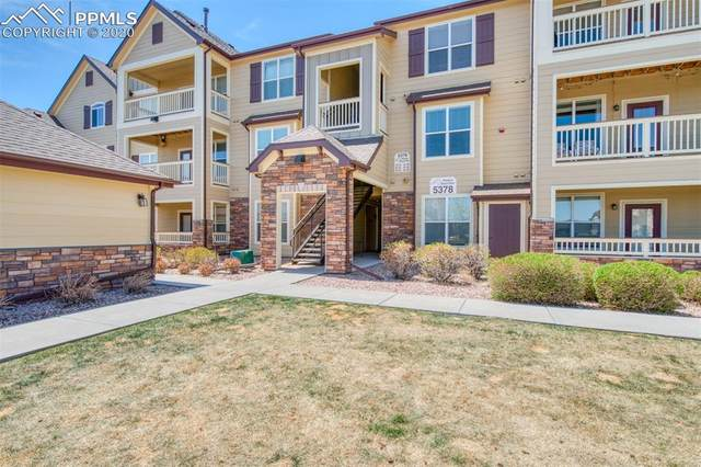 5378 Palomino Ranch Point #307, Colorado Springs, CO 80922 (#4022435) :: Action Team Realty